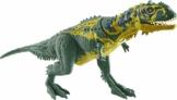 Jurassic World GMC95 - Brüll-Attacke Majungasaurus, realistische Angriffsbewegungen und Geräusche, Spielzeug ab 4 Jahren - 1
