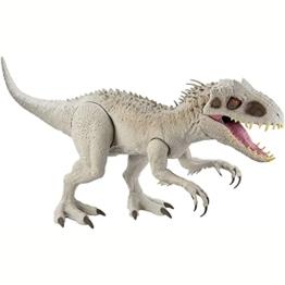 Jurassic World GPH95 - Animation Riesendino Indominus Rex, Spielzeug ab 4 Jahren - 1