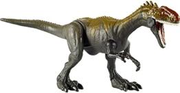 Jurassic World GVG51 - Dino Rivals Dino-Angriff Monolophosaurus, Dinosaurier-Actionfigur, bewegliche Arme und Beine, toll als Geschenk für Kinder ab 4Jahren - 1