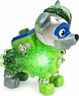 La Pat' Patrouille 6055929 Pat' Patrouille Spin Master Paw Patrol: Mighty Pups Charged Up - Chase Figure, Mehrfarbig - 1