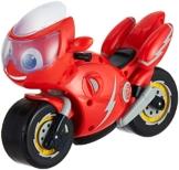 Ricky Zoom Licht & Sound Ricky, das riesige 7-Zoll Motorrad mit 8 verschiedenen Sounds und Sprache Plus einem leuchtenden Rettungsvisier perfekte Abenteuer für Kinder im Vorschulalter! - 1